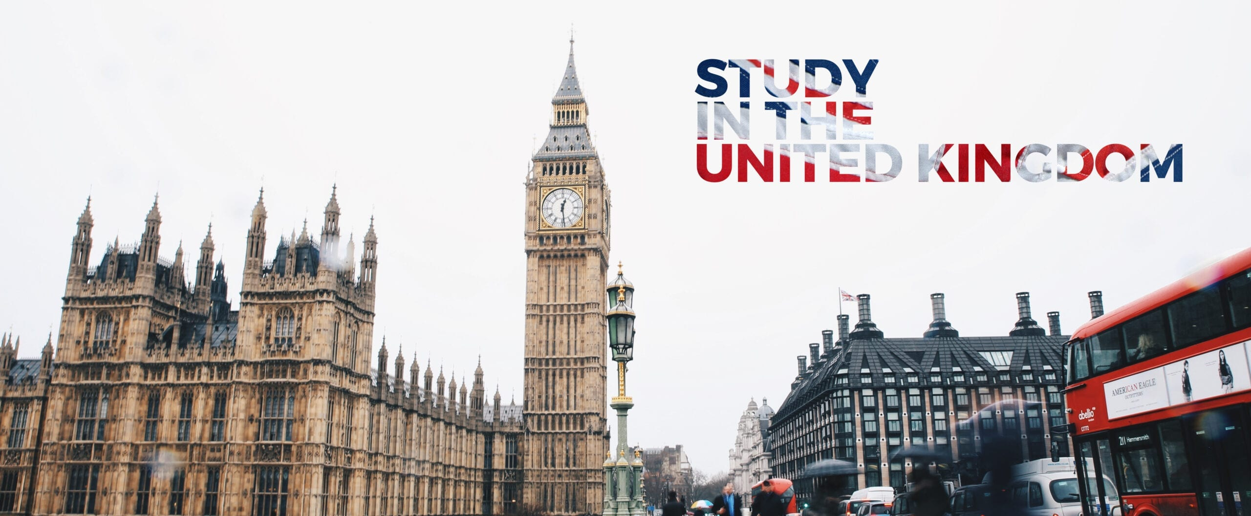 International Students study in the UK